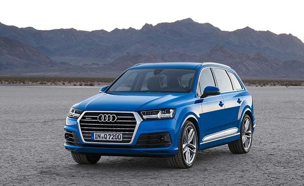 Yeni Audi Q7, çok güçlü! - Page 2