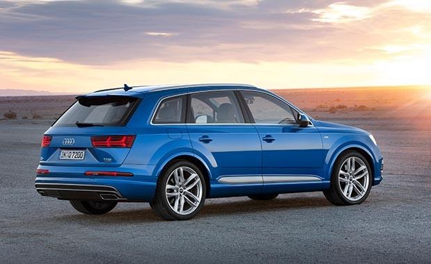 Yeni Audi Q7, çok güçlü! - Page 3