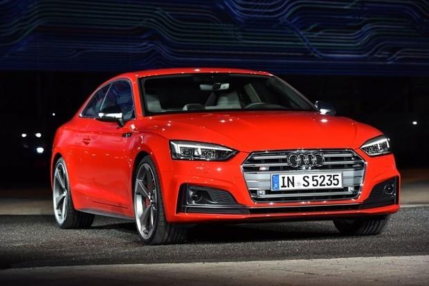 Yeni Audi S5 Coupe ve A5 Coupe tanıtıldı - Page 2