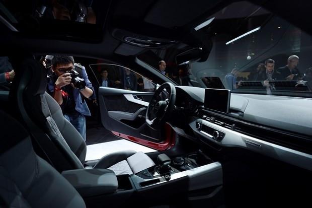 Yeni Audi S5 Coupe ve A5 Coupe tanıtıldı - Page 3