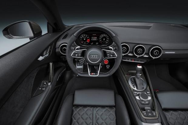 Yeni Audi TT RS  Lamborghini'ye rakip olacak - Page 4