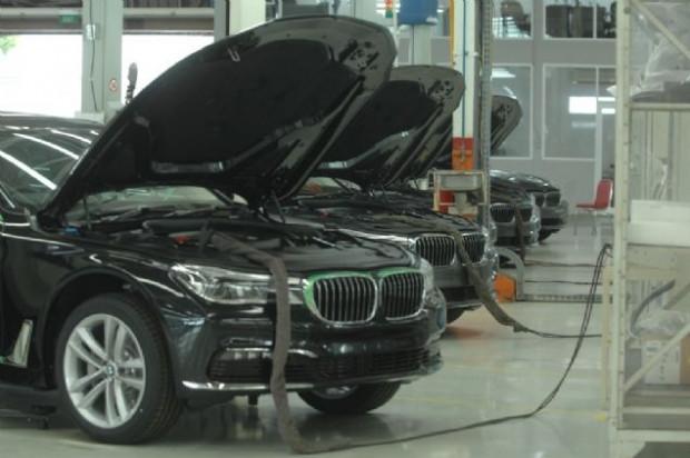 Yeni BMW 7 serisi böyle üretiliyor - Page 2