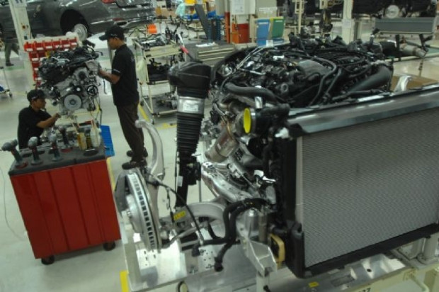 Yeni BMW 7 serisi böyle üretiliyor - Page 3