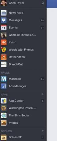 Yeni Facebook'un özellikleri kullanım şekli - Page 1