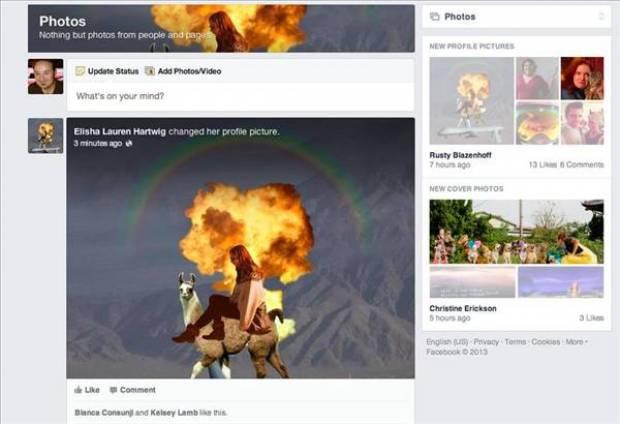 Yeni Facebook'un özellikleri kullanım şekli - Page 4