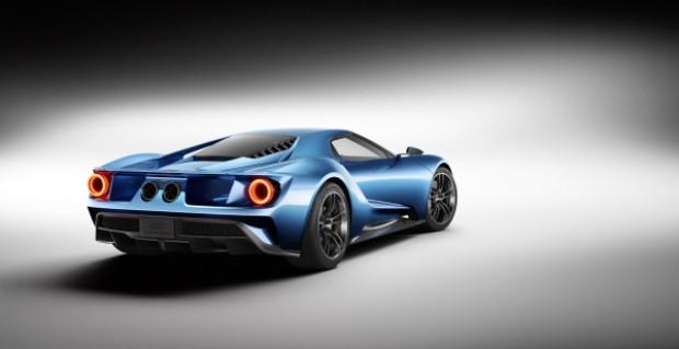 Yeni Ford GT 2016, 600 bg'den fazla güç üretecek! - Page 1