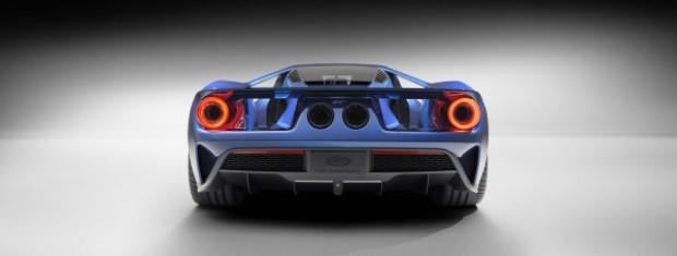 Yeni Ford GT 2016, 600 bg'den fazla güç üretecek! - Page 2