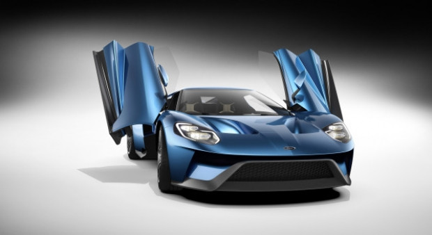 Yeni Ford GT 2016, 600 bg'den fazla güç üretecek! - Page 3
