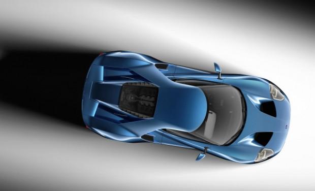 Yeni Ford GT 2016, 600 bg'den fazla güç üretecek! - Page 4