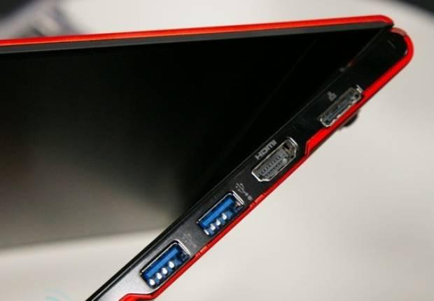 Yeni Fujitsu Lifebook Ultrabook - Page 3
