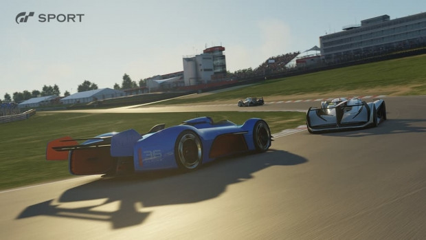 Yeni Gran Turismo oyunu oyun modları - Page 2