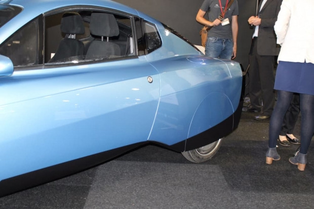 Yeni Hidrojen araç konseptleri Londra Otomobil Fuarı'nda - Page 1