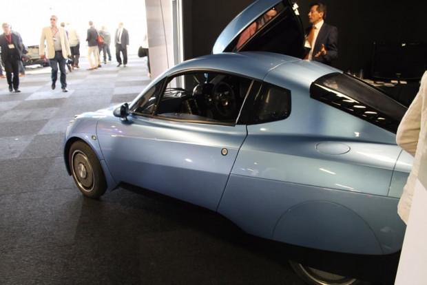Yeni Hidrojen araç konseptleri Londra Otomobil Fuarı'nda - Page 2
