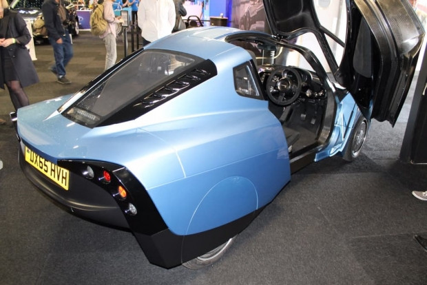 Yeni Hidrojen araç konseptleri Londra Otomobil Fuarı'nda - Page 4