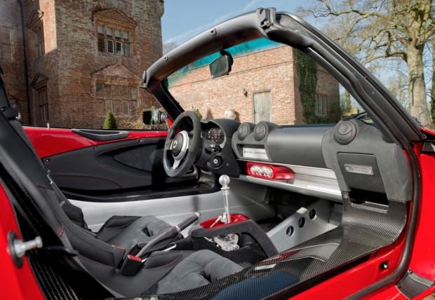 Yeni Lotus Elise Sprint daha da hafif - Page 3
