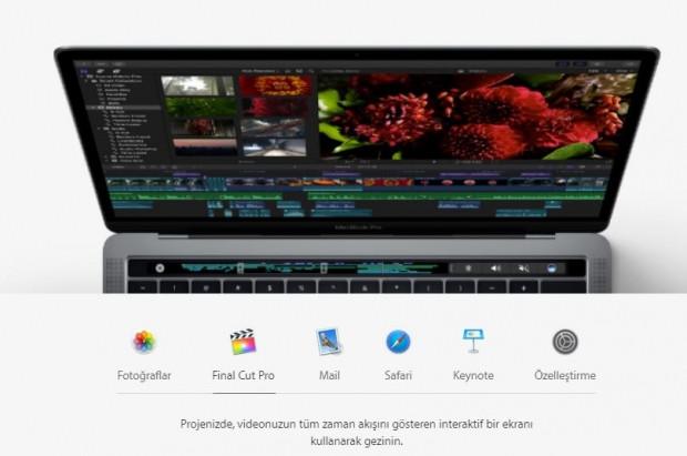 Yeni MacBook Pro modellerine yakından bakın - Page 1