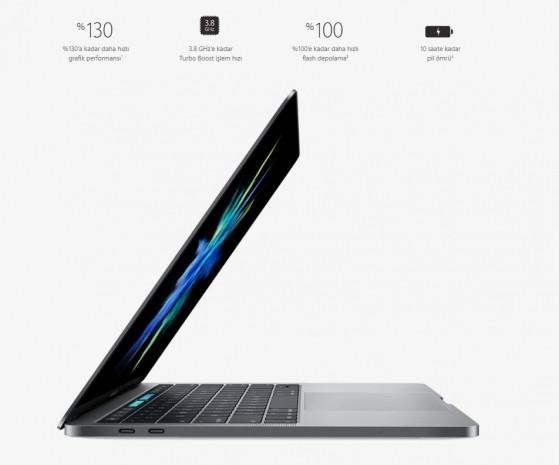 Yeni MacBook Pro modellerine yakından bakın - Page 2