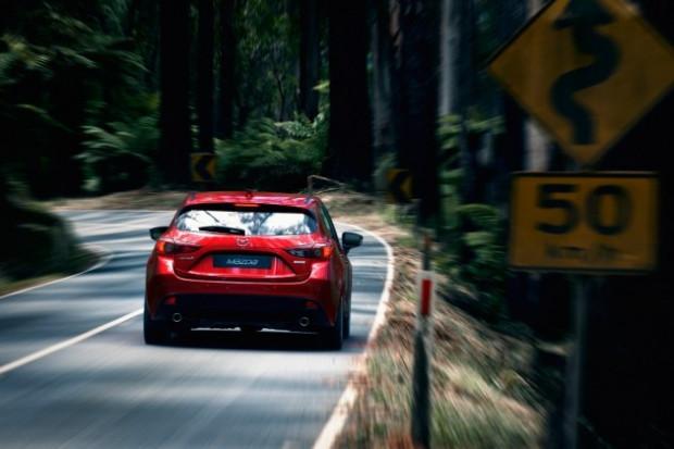 Yeni Mazda3 Hatchback büyüledi - Page 1