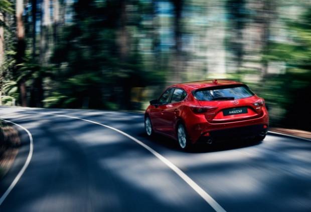 Yeni Mazda3 Hatchback büyüledi - Page 2