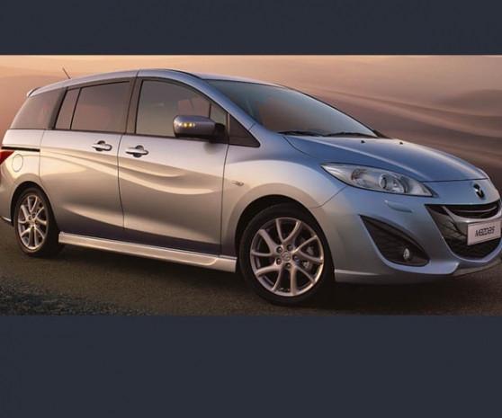 Yeni Mazda5, tasarım ve özellikleri! - Page 1