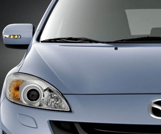 Yeni Mazda5, tasarım ve özellikleri! - Page 3