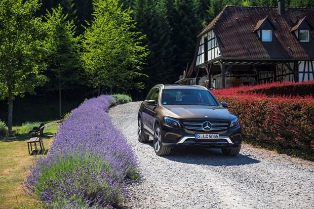 Yeni Mercedes-Benz GLC - Page 2
