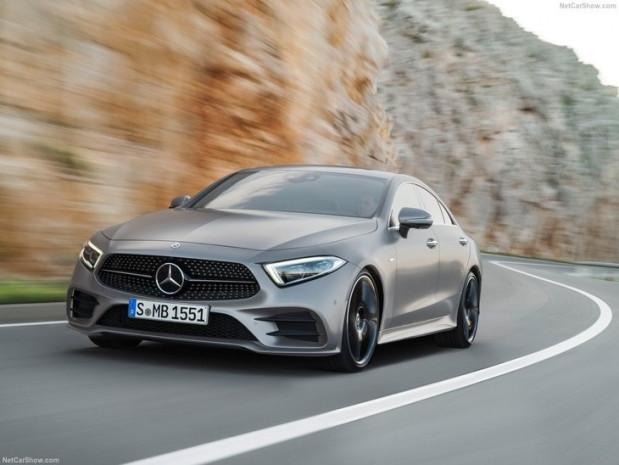 Yeni Mercedes CLS'nin fotoğrafları paylaşıldı - Page 2
