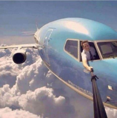 Yeni moda gökyüzünde Selfie! - Page 4