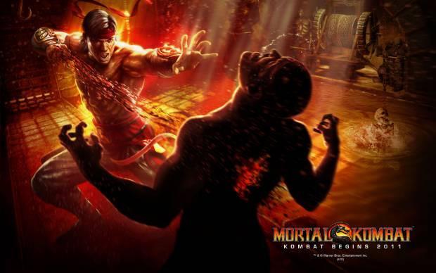 Yeni Mortal Kombat 2011: Müthiş HD duvar kağıtları - Page 2