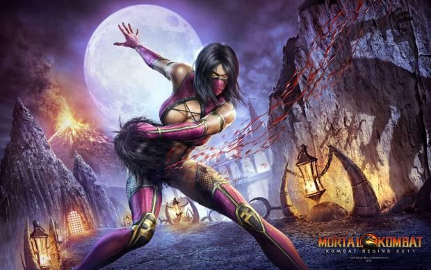 Yeni Mortal Kombat 2011: Müthiş HD duvar kağıtları - Page 3