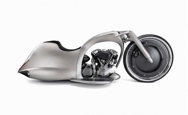 Yeni motosiklet konsepti: Akrapovic Full Moon - Page 3