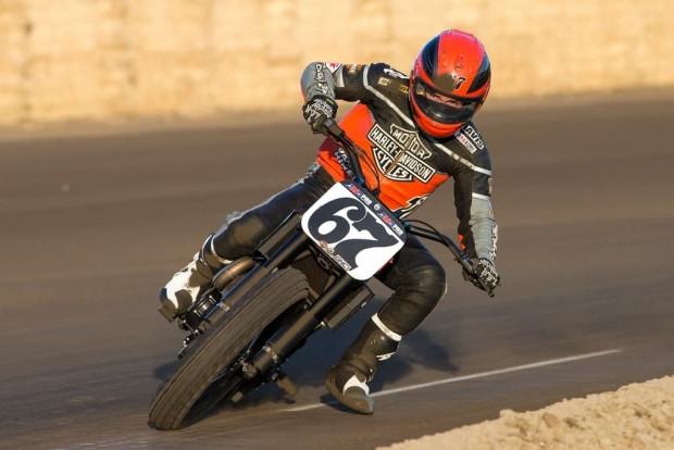 Yeni nesil Harley-Davidson XG750R - Page 1
