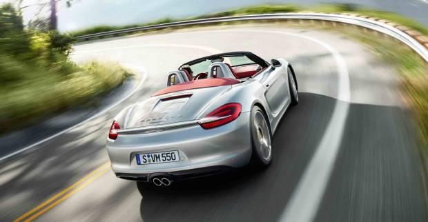 Yeni nesil Porsche Boxster - Page 1