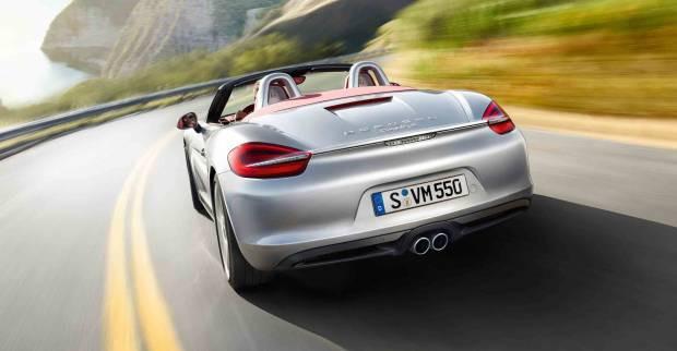 Yeni nesil Porsche Boxster - Page 2