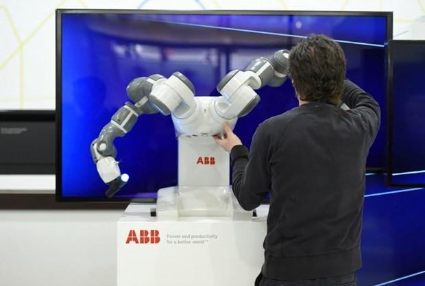 Yeni nesil robotlar görücüye çıktı - Page 1