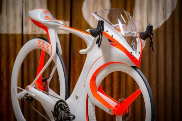 Yeni nesil yarış bisikleti Fucl konsept - Page 2