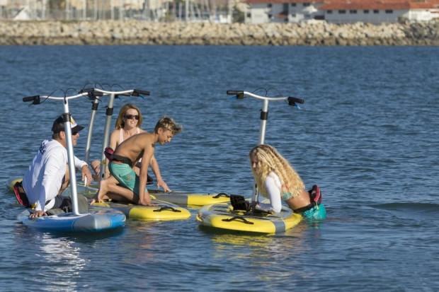 Yeni pedallı deniz aracı Hobie Eclipse stand-up - Page 2