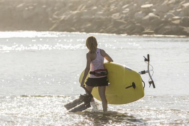 Yeni pedallı deniz aracı Hobie Eclipse stand-up - Page 3