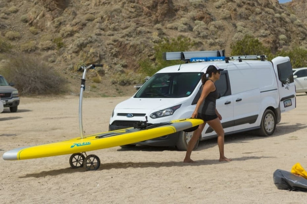 Yeni pedallı deniz aracı Hobie Eclipse stand-up - Page 4