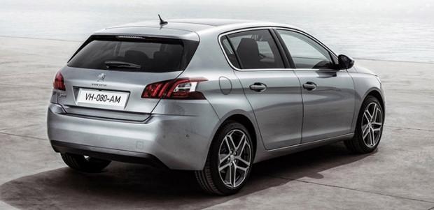 Yeni Peugeot 308 (2014) - Galeri - Page 1