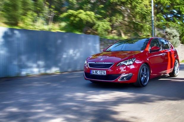 Yeni Peugeot 308 daha tutumlu, daha atik - Page 1