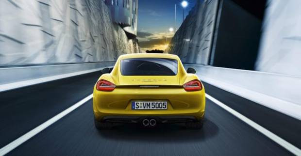 Yeni Porsche Cayman S - Page 2