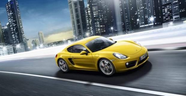 Yeni Porsche Cayman S - Page 3