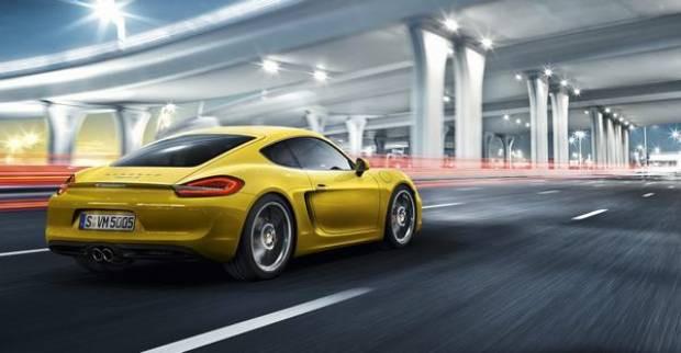Yeni Porsche Cayman S - Page 4
