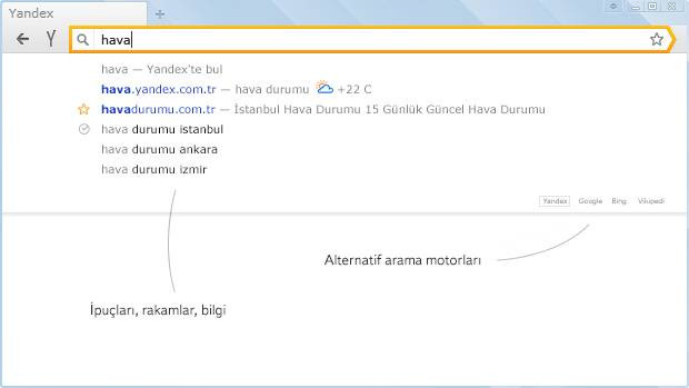 Yeni Yandex Browser hakkında herşey - Page 3