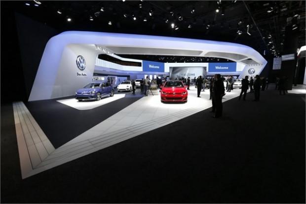 'Detroit Auto Show' kapılarını açtı - Page 1