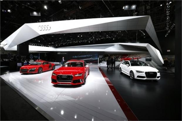 'Detroit Auto Show' kapılarını açtı - Page 2