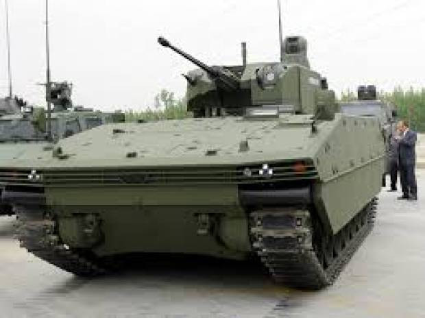 Yeni zırhlılarımız TULPAR, URAL ve COBRA II - Page 1