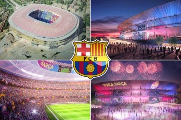 Yenilendikten sonra Barcelona'nın stadı Camp Nou böyle olacak - Page 4