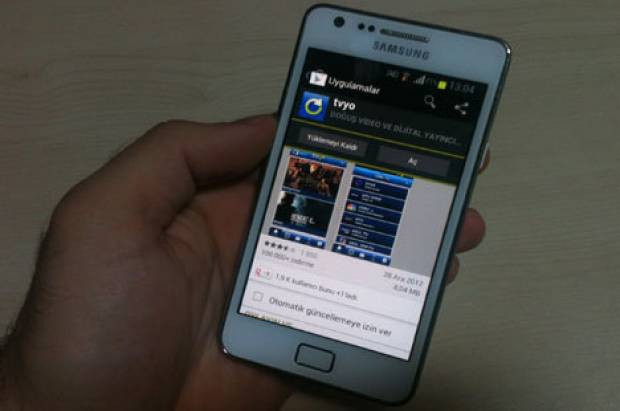 Yepyeni Android uygulaması Tvyo - Page 2